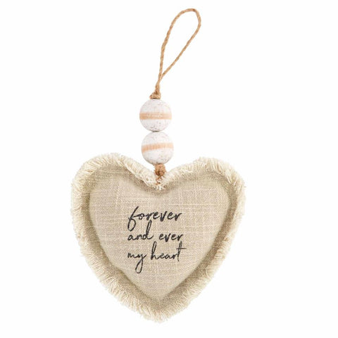 Heart Ornament, Forever