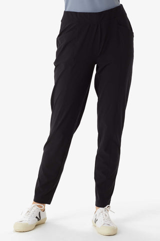 Gateway Tapered Pants, Black