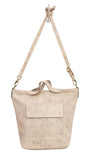 Bianca Tote – Crackled White