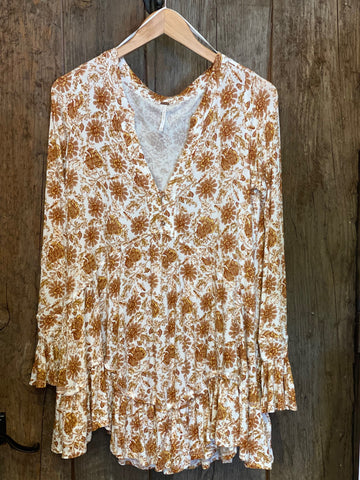 Free People Olivia Tunic