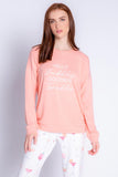 Sunset Spritzers Long Sleeve Top