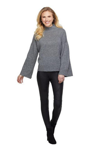 Willa Mockneck Sweater