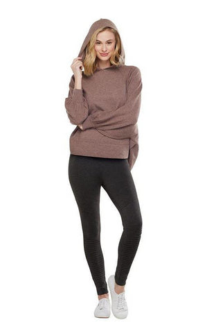 Mud Pie Venice Hooded Sweater