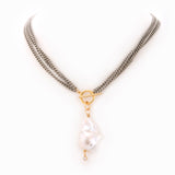 Dylan Baroque Pearl Necklace