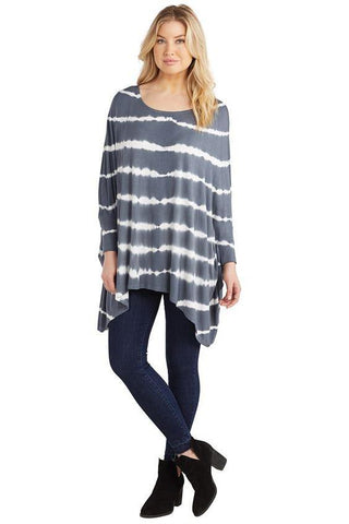 Elba Gray Tunic