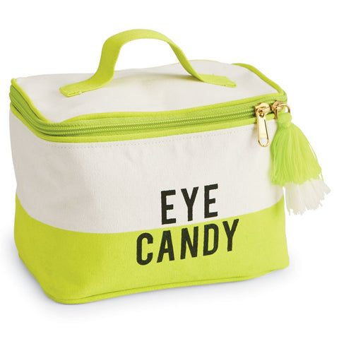 Eye Candy Cosmetic Bag