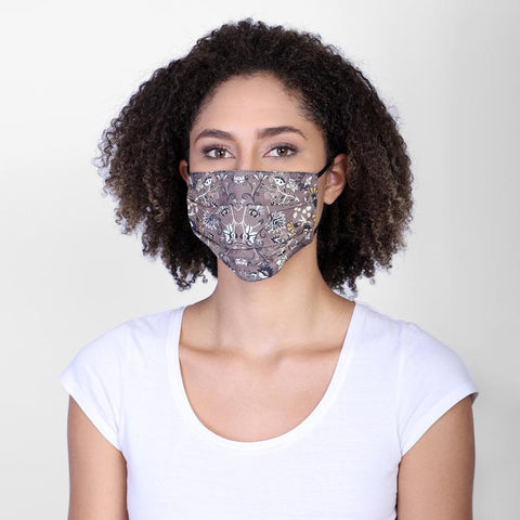 Reversible Face Mask - Tan