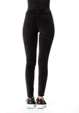Hilary High Rise Ankle Skinny in Mammoth