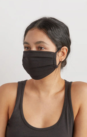 Adult Reusable Face Mask, Black