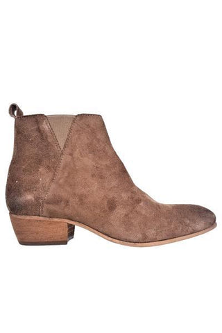 Bea Bootie, Taupe