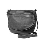 Becca Leather Bag, Black