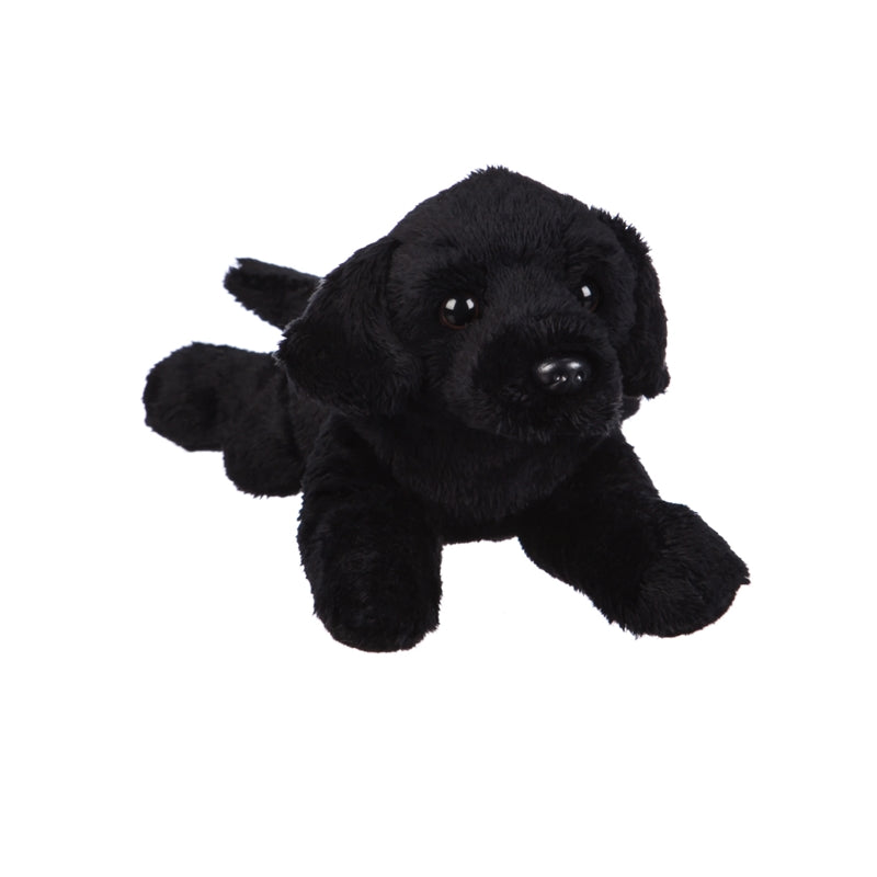 Black Lab Bean Bag Stuffed Animal
