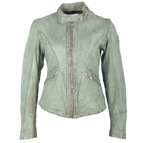 Mauritius Boel Leather Jacket