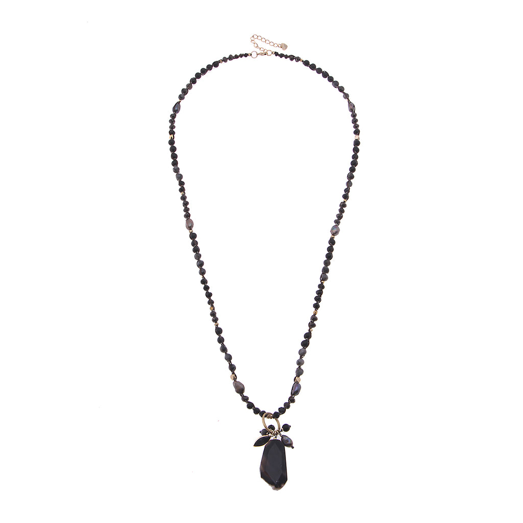 Nakamol Cadence Necklace In Black