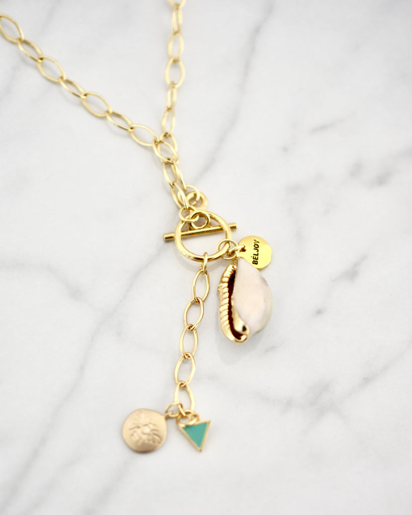 Rynlee Toggle Necklace