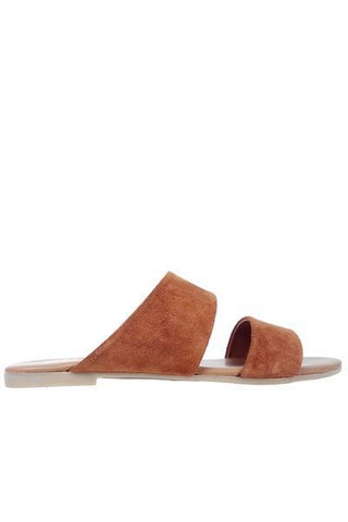 Deana Leather Slides