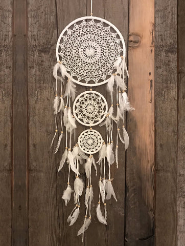Triple Crochet Dream Catcher
