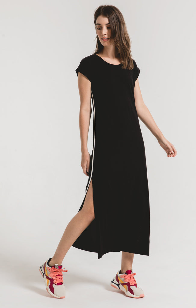 Sonora Side Stripe Dress