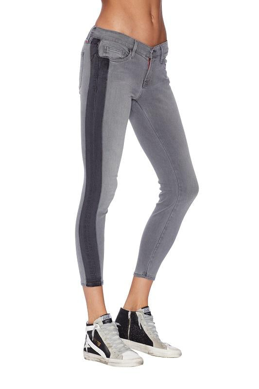 Etienne Marcel Beverly Two-Tone Skinny Jeans