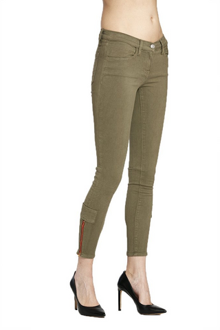 Etienne Marcel Dolores Military Ankle Jeans
