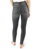 Grace & Lace 'Ultra Soft Flex Jeggings' - Washed Grey
