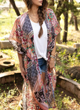 Flora Garden Duster by Grace & Lace