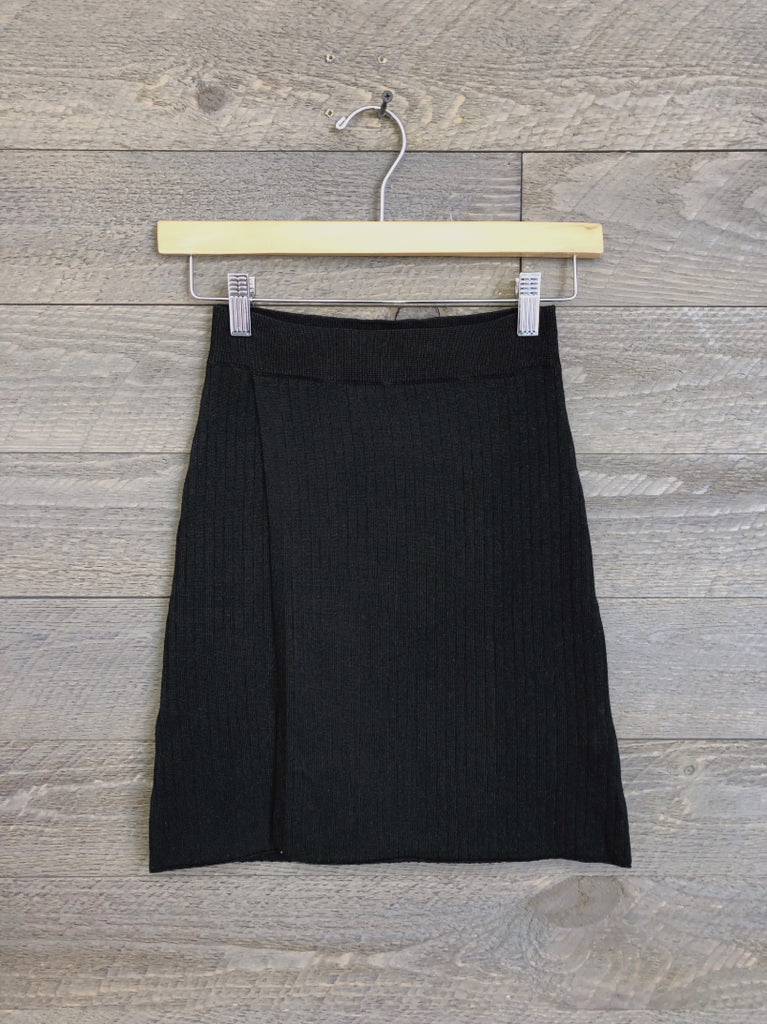 Free People 'Mod' Wrap Skirt
