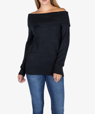 Gia Sweater in Black