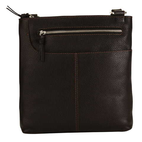 Monique Black Crossbody Bag