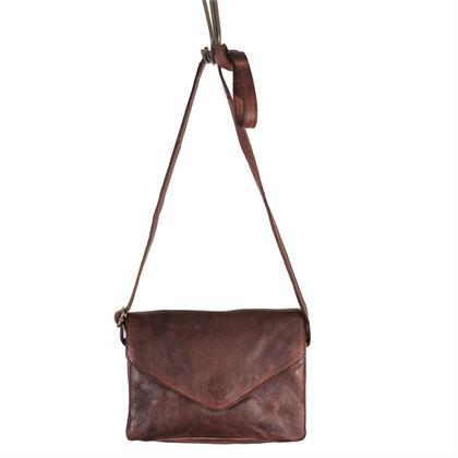Harbor Crossbody in Brown