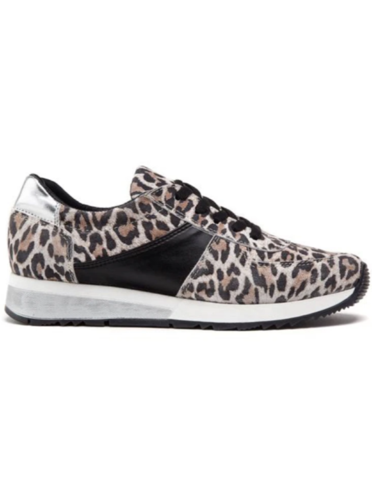 Holly Leopard Sneaker