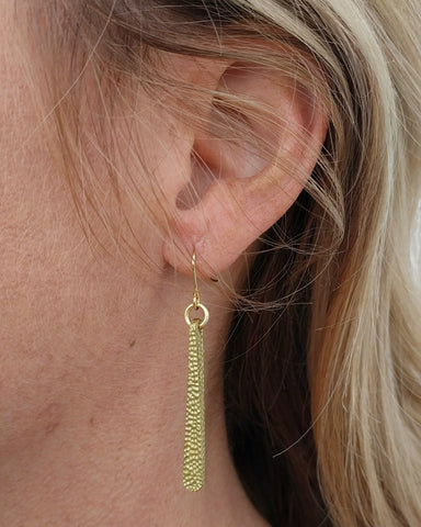 Beljoy Eldon Gold Earrings