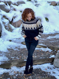 Hekla Icelandic Knit Sweater