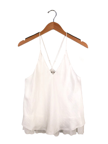 "Free People ""One I Love"" Cami In Ivory"