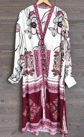 "Free People ""C'est Moi"" Tunic"