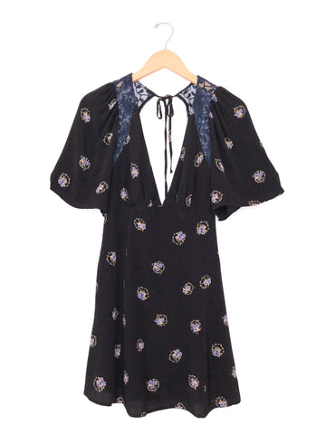 Free People 'Mockingbird' Minidress