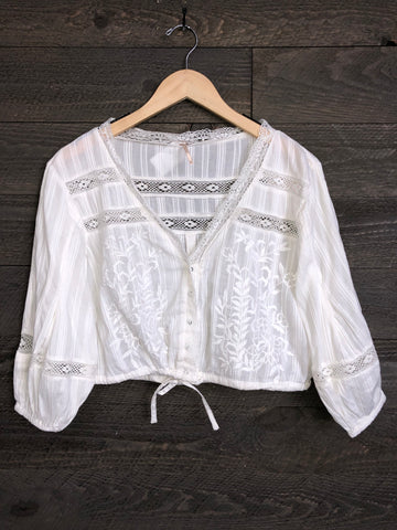 Free People 'Follow Your Heart' Blouse