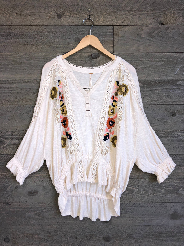 Free People 'Serafina' Top