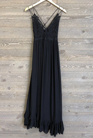 Free People 'Adella' Maxi Dress