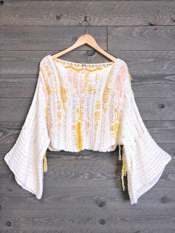 Free People 'Drive Through' Sweater