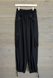 Free People 'Roundhouse Kick' Pant In Black