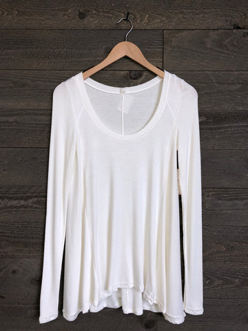 Free People 'January' Top In Ivory