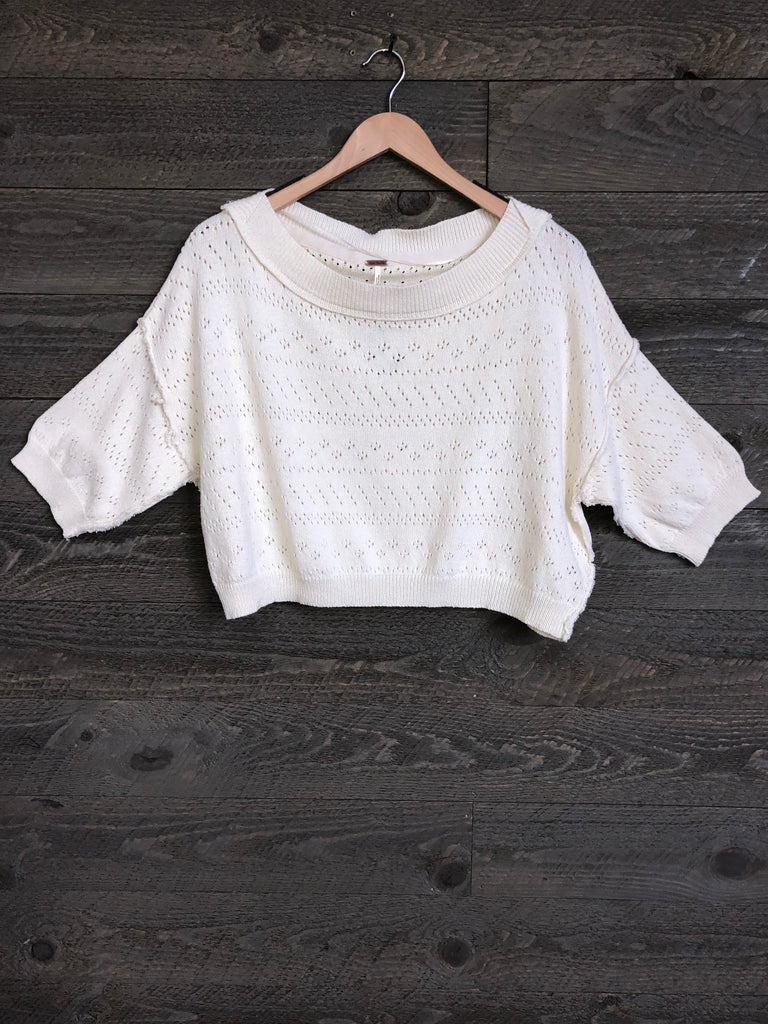 Free People 'Sandcastle' Pullover
