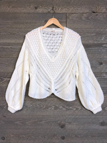 Free People 'Snowball' Sweater