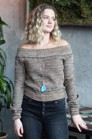"Free People ""Sugar Rush"" Sweater"