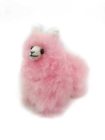 Pepito Small Llama In Pink