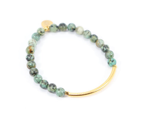 BB Lila Sugar Baby Bracelet In Jade