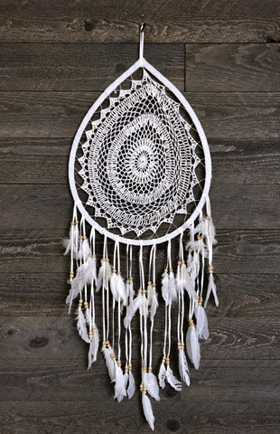 Teardrop Dream Catcher