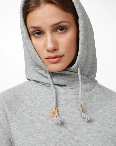 Burney Hoodie by tentree, Hi Rise Grey