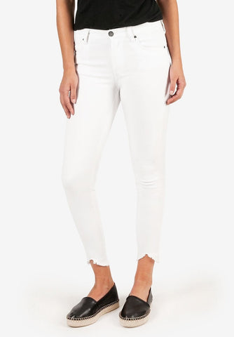 Connie High Rise Slim Fit Ankle Skinny Jeans